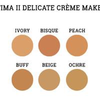 Ultima II Delicate Creme Powder Makeup Refil 13g