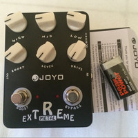 harga Efek gitar metal Joyo JF17 extreme metal original Tokopedia.com