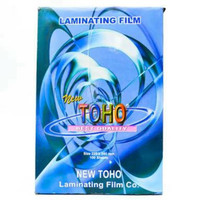 Plastik Laminating Film Toho Ukuran A4 100 Micron atk