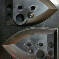 Cover Body Setrika Uap Boiler Geser