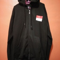 Hoodie Zipper Pencak Silat Indoneasia 'Real Picture' - Zemba Clothing