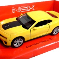 Diecast Welly Nex 1:36 Chevrolet Camaro ZL1