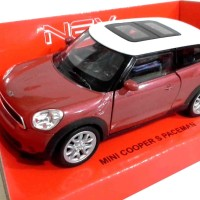 Diecast Welly Nex 1:36 Mini Cooper S Paceman
