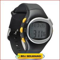 Jam Tangan Fitnes Penghitung Kalori Heart Rate Monitor Anti Ai Limited