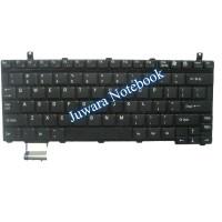 Keyboard Toshiba Portege M400 S100 R100 P100 M500 M200 M205 Black
