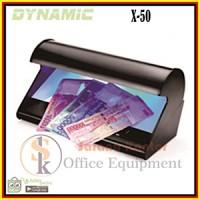 harga Dynamic X50/Detektor uang/Mesin kasir/Money Detector/Mesin hitung uang Tokopedia.com