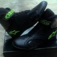 harga sepatu drag & touring alpinestar Tokopedia.com