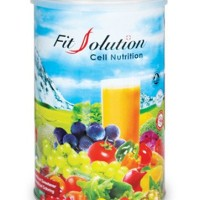CELL NUTRITION - FIT SOLUTION / TOTAL SWISS