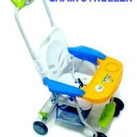 Kursi Tempat Makan Bayi / Chair Stroller merk Family