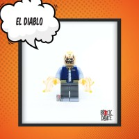 harga El Diablo minifigure (suicide squad) - Lego bootleg Tokopedia.com