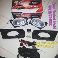 Lampu Foglamp Fog lamp Honda Jazz RS 2011 2012 2013 2014