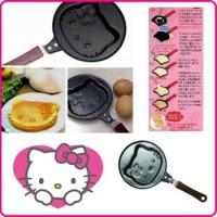 Jual Teflon Mini Karakter Hello Kitty / Teflon Mini Pan Murah