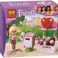 Toys Mainan Anak Edukatif Friends-Bela- Letter Box 41pcs Import