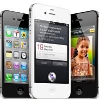 Apple Iphone 4S 32 GB BLACK/WHITE GARANSI DISTRIBUTOR PLATINUM 1 TAHUN