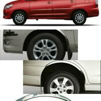 Chrome Lis Fender Toyota Innova 2004-2014 (SET)