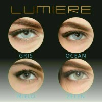 SOFTLENS LUMIERE / SOFT LENS LUMIERE DIA 14.5
