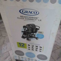 Stroller Graco Ready2grow Click Connect Lx
