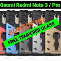 Jual Armor Rugged Casing Case Kickstand Xiaomi Redmi Note 3 Transformers Murah
