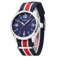 Jual Curren 8195 Casual Fabric Watch (Jam Tangan Kasual Kanvas) Murah