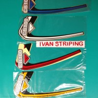 harga stiker / striping motor cb 100 Tokopedia.com