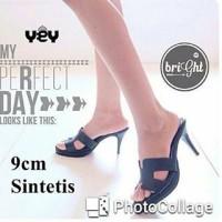 Sepatu wanita SG645 black