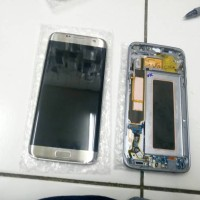 LCD + TOUCHSCREEN + FRAME ORIGINAL SAMSUNG S7 EDGE