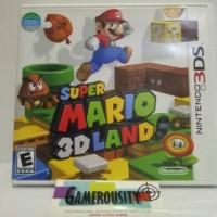 Super Mario 3D Land 2nd 3DS