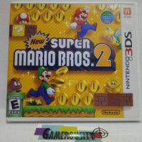 New Super Mario Bros 2 2nd 3DS