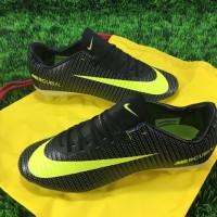 Sepatu Bola Nike Mercurial Vapor XI FG Black Gold