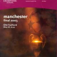 DVD Final UCL 2002-2003 Juventus 0-0 AC Milan (pen. 2-3)