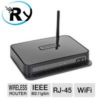 Netgear DGN1000 Wireless-N 150 Router with ADSL22+ Splitter - Black