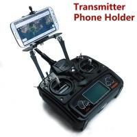 FPV Phone Holder Clamp Monitor Mount Bracket for RC Transmitter