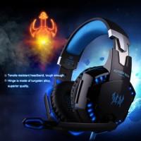 Harga kotion each g2000 gaming headset super bass with led   Hargalu.com