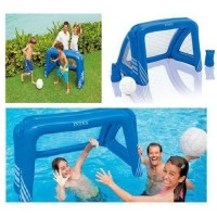 Fun Goals Water Soccer Game Swimming Pool Toy - INTEX #58507