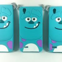 Oppo Mirror 5 A51 Case Silicon 3D kartun Sulley Softcase Casing Hp