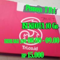Perdana Tri Buat Yg Suka Donlot 10 Gb , Murmerr Ajah Rp 15.000
