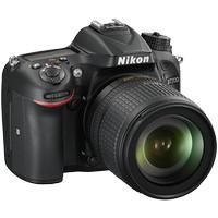 Nikon DSLR D7200 Kit 18-105mm VR