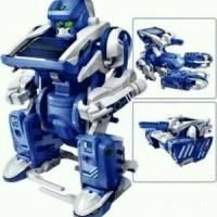 Jual Robot solar kid mainan edukasi anak laki laki cowo Murah