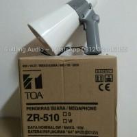 Megaphone Toa ZR-510