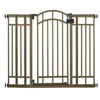 Pagar Summer Infant Multi Use Decorative Extra Tall Gate Bronze