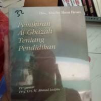 Pemikiran Al Ghazali Tentang Pendidikan - Drs Abidin Ibnu Rusn