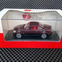 Lexus SC430 Closed Roof Year 2005 black 1:43 JCollection