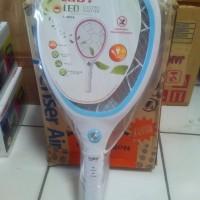 harga LUBY Raket Nyamuk / Electric Swatter L-3807a / Luby Raket Nyamuk murah Tokopedia.com