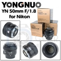 harga Lensa Fix Yongnuo Yn 50mm F1.8 For Nikon Tokopedia.com