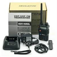HT handy talkie handi talki talkies radio Baofeng UV 5R dualband murah