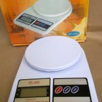 Jual Timbangan Dapur Digital murah bagus kecil Kitchen Scale SF 400 A226 Murah