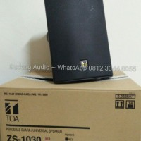 Universal Speaker / Wall Speaker TOA ZS-1030B (murah banget )