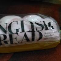 English Bread Repro (pink) Aoyama Tokyo Squishy ibloom x basic bag