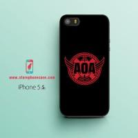 Casing Handphone KPOP AOA GOOD LUCK