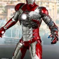 Hot Toys Ironman Mark 5 (Iron Man Mark V) MIB